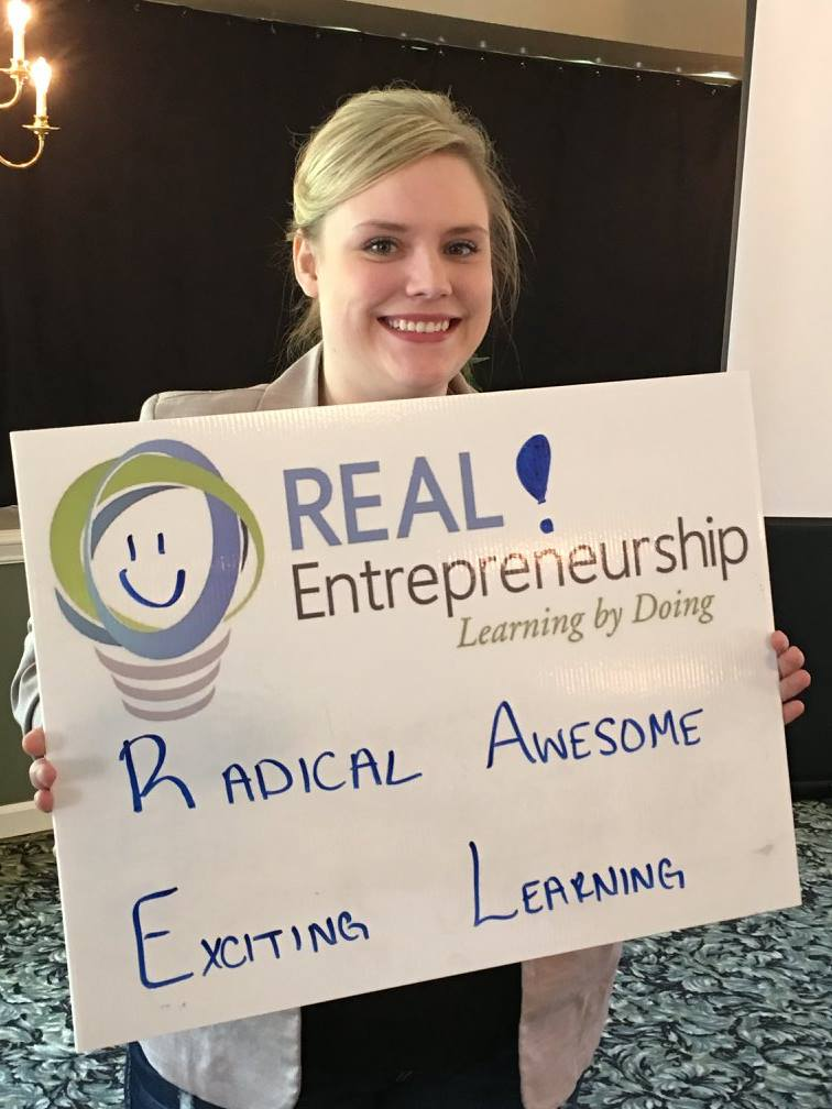 Jessica McDaniel, REAL Facilitator